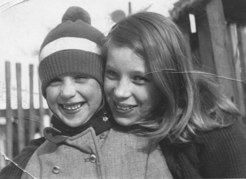 Anja und Ewa