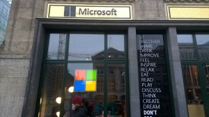 Microsoft Cafe